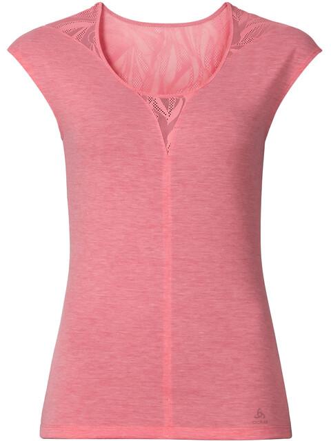 Odlo Revolution TS X-Light - Camisas Ropa interior Mujer - rosa